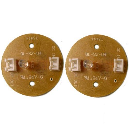 JBJ 28 Gallon Nano-Cube Replacement Nite-Vu LEDs (2-Pack) - Nano Cube Replacement