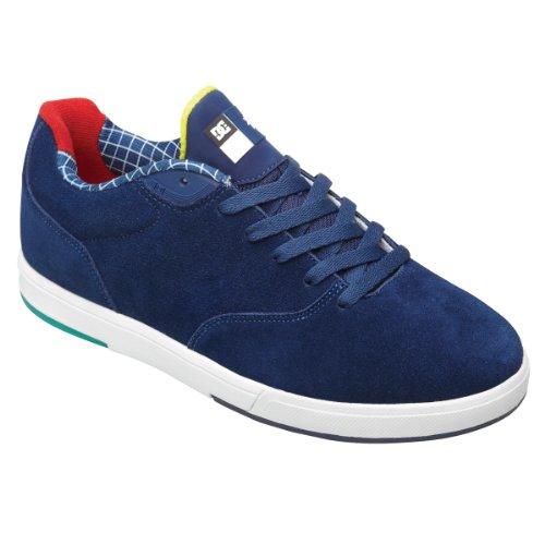 DC Shoes - Zapatillas de deporte para hombre Azul