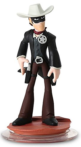 (Disney Infinity The Lone Ranger figure only (no retail packaging))