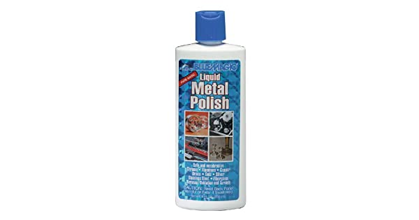 Amazon.com: Crema para pulir metales BlueMagic 200, 8 ...