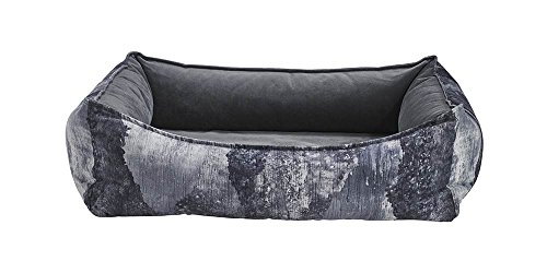 Bowsers Oslo Ortho Dog Bed in Nightfall (Large: 39 in. L x 30 in. W x 11 in. H) by Bowsers