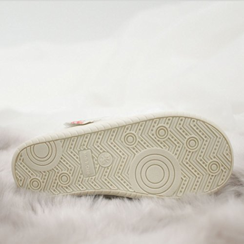 Soft Couples Cozy High Indoor T Slippers Women Dream White Booties House Plush Sheep Outdoor Warm top wIw4YxvH
