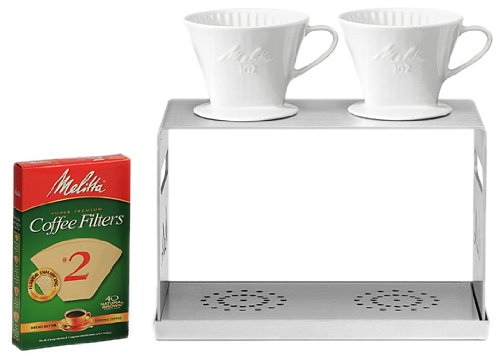 Melitta Station Stainless Pour Over Coffee product image