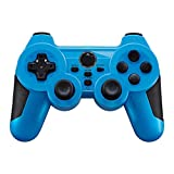 LYXF Game Controller Wired Compatible Android Tablet, Smart TV, TV Box, PS3 Joystick Boy Emulator(Charging),Blue