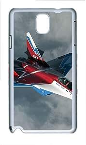 Samsung Galaxy Note 3 N9000 Case,Fighter Jets 2 PC Hard Plastic Case for Samsung Galaxy Note 3 N9000 Whtie
