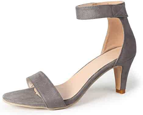 404a0e1c8a7d4 Shopping Last 90 days - Hook & Loop - Grey - Sandals - Shoes - Women ...