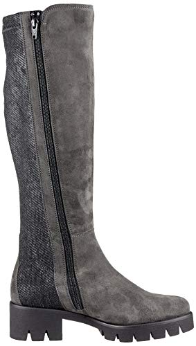 High Gabor 19 Pepper Jollys Boots Grey Women's Anthrazit TqqUZwxE