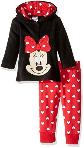 Disney 2 Piece Minnie Hoodie Printed