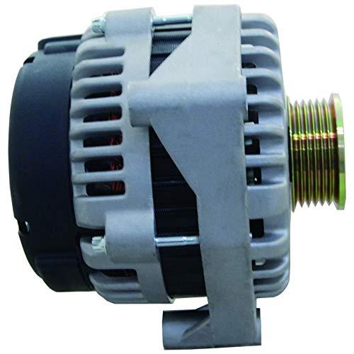 03 gmc yukon alternator - 9