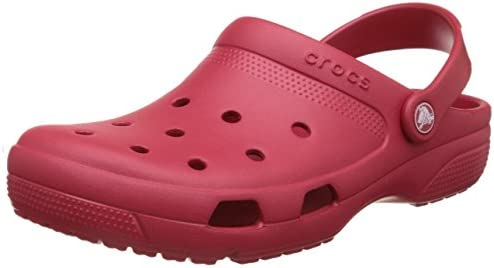 6fdf4e0ecd7e crocs Unisex Coast Pepper Clogs and Mules - M10W12  Buy Online at ...