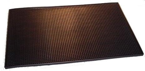 Gummi-Barmatte 45x30x1 cm rechteckig