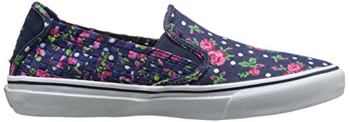 Bobs by Skechers The Menace-Dappled Mujer Lona Zapatillas