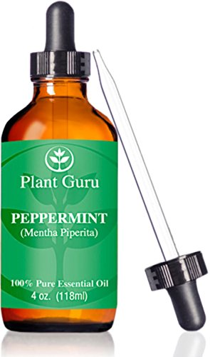 Peppermint Essential Therapeutic Piperita Aromatherapy