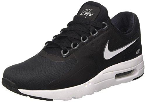 Nike Air Max Zero Essential, Scarpe da Running Uomo Multicolore (Black/White/Dark Grey/Wolf Grey)