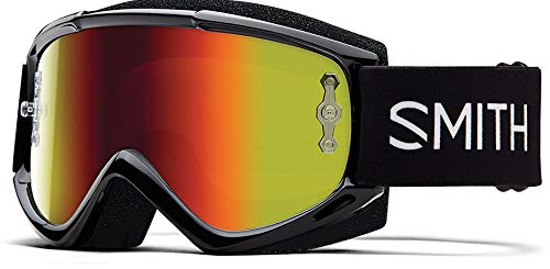 Smith Fuel V.1 Max M Goggles Black/Red