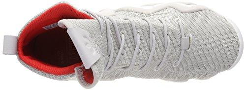 adidas Crazy 8 ADV CK, Scarpe da Fitness Uomo Grigio (Gridos / Ftwbla / Roalre 000)