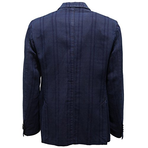 Giacca 9773n Uomo Jackets Men Giacche Blu Lardini UZxZwgA6
