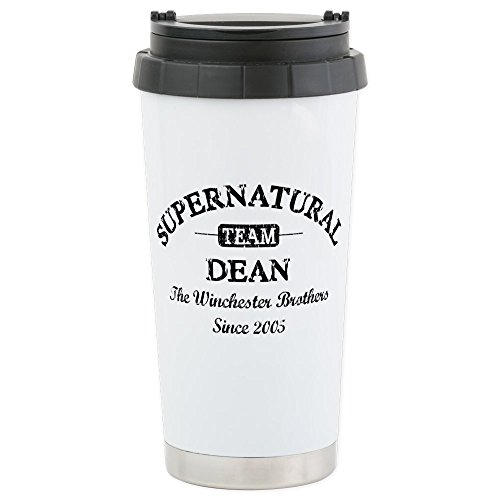 CafePress SUPERNATURAL Stainless Insulated Tumbler