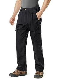 Men's Tactical Pants Lightweight EDC Assault Cargo TLP105
