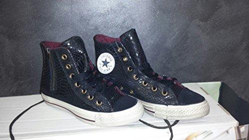 Converse Sneakers 141240C Stampa Serpente Nero (36)