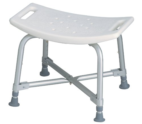 MDS89740AXW Bariatric Bench without Medline