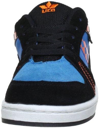 Blau Lico Orange mode 530226 Schwarz garçon Baskets Noir qZ6xO