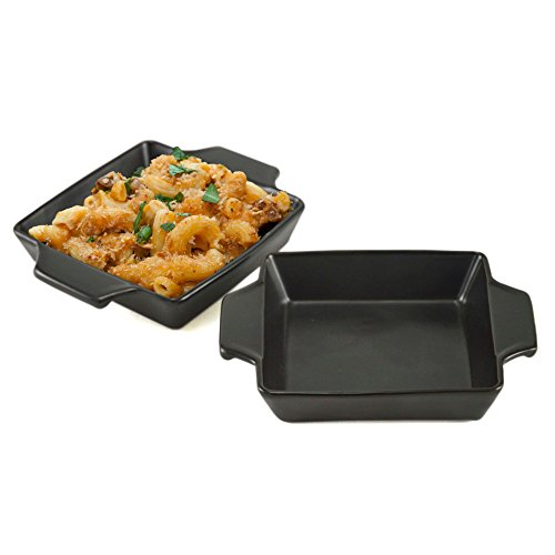 Charcoal Companion Flame Friendly(TM) Ceramic Bakers / Individually Sized / Set of 2 - CC3802
