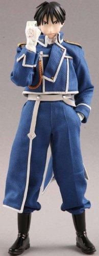 RAH ロイ・マスタング 「鋼の錬金術師」 リアルアクションヒーローズ No.350の商品画像