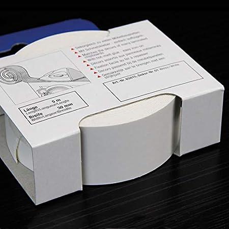 Melaminkantenumleimer 10 m x 20 mm in Schwarz 2 x 5 m Rollen Umleimer mit SK glatt und strukturlos Kantenumleimer inkl Schmelzkleber f/ür Regalb/öden und M/öbelbauplatten