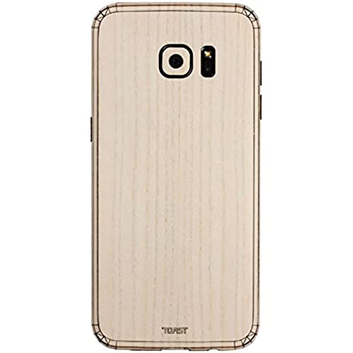 TOAST Real Wood Skin for Samsung Galaxy S7 Edge - Retail Packaging - Ash Sales