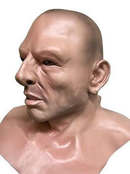 1166e9e8007ae4 Chauve Faces Dur Homme, Thug, Geezer, Humain Visage, tête intégrale et  shoulders