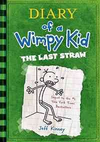 Price comparison product image Diary of a Wimpy Kid: The Last Straw (Book 3)