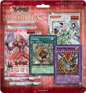 - Yugioh Card Game - Strike of Neos Special Edition Blister Set - 3p9c2v [Toy]