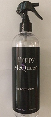 Puppy McQueen Body Spray 'The