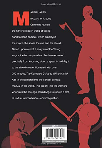 The Illustrated Guide to Viking Martial Arts: Cummins