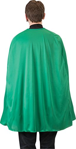 RG Costumes Mens Costume Accessory Superhero Cape Green