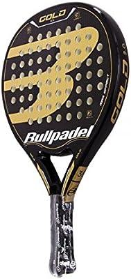 Pala De Padel Bullpadel Gold 2,0: Amazon.es: Deportes y aire libre