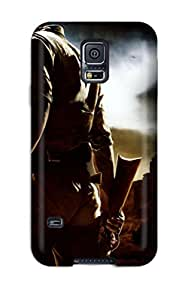 New TTcGWSp5620utjjp 2011 Cowboys And Aliens Skin Case Cover Shatterproof Case For Galaxy S5