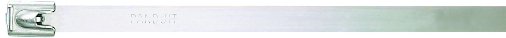 Panduit MLT4H-LP316 MLT Self-Locking Cable Tie, Heavy, 316 Stainless Steel, 14.3-Inch Length (50-Pack) by Panduit (Image #2)
