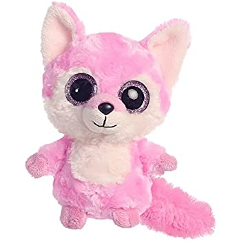 Amazon.com: Aurora World YooHoo and Friends Foxee Plush