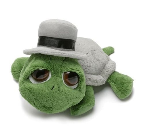 Russ Plush - Li'l Peepers - GROOM SHECKY the Green Turtle (Lil Turtle)