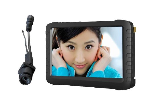 5.8ghz Wireless Camera DVR 0.008lux;8g;5-inch Screen Moni...