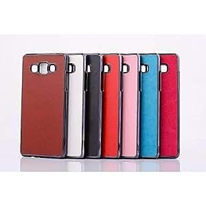Teléfono Móvil Samsung - Cobertor Posterior - Diseño Especial - para Samsung Galaxia A7 ( Negro/Blanco/Rojo/Azul/Marrón/Rosado/Rosa , Plástico ) , Rose