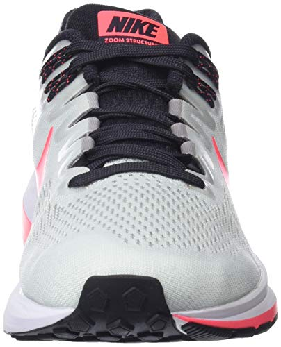 Femme Grey Grey Multicolore 009 Barely Running Structure Chaussures Punch Nike Air Hot Atmosphere W 21 Zoom de fx8BZP