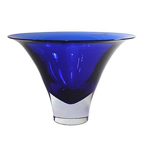 Gambaro&Poggi(ガンバーロ&ポッジ) ムラーノガラス花瓶 「SOMMERSO-200」 イタリア直輸入 B071X6LN8F