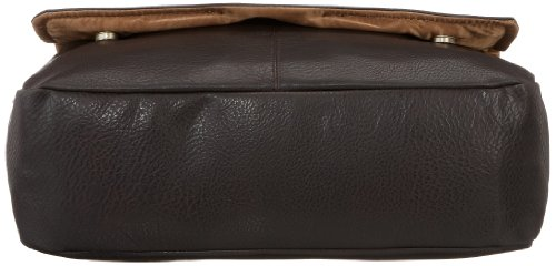 Tom Tailor Acc Kentucky 10027 21, Borsa unisex adulto Marrone