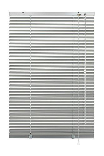 Gardinia 7731 Aluminium Jalousie 25 mm, 80 x 130 cm,  silber