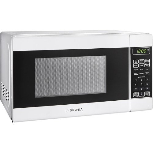 compact microwave white - 8