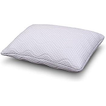 Amazon Com Comfort Amp Relax Shredded Memory Foam Pillow