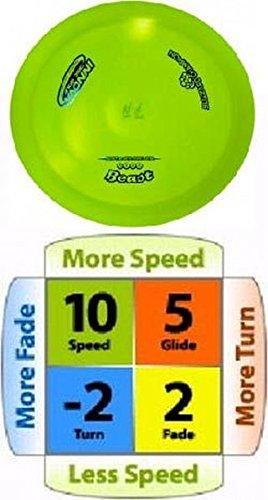 Innova Technology Beast Blizzard Champion Plastic Distance Disc Golf Disc